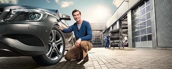 Mercedes Reifengarantie