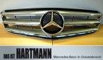 Mercedes-Benz C-Klasse Kühlergrill Brilliantsilber Metallic W204 Avantgarde Elegance