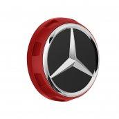 AMG AMG Radnabenabdeckung ROT, A0004000900    3594