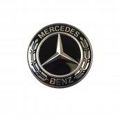 Mercedes-Benz Sternplakette C-Klasse W204, W205 schwarz, A0008171701