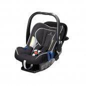 Mercedes-Benz Kindersitz BABY-SAFE plus II mit AKSE ECE + China schwarz Limited Black, A0009705700