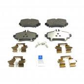 Mercedes-Benz Bremsklötze Vorderachse, A1684201520