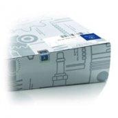 Mercedes-Benz Einstiegsleiste C-Klasse W204 beleuchtet blau, A2046803600