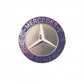 Mercedes-Benz Sternplakette C-Klasse W204 blau, A2048170616