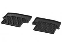 Fußmatten Gummimatten Fond C-Klasse W205 Coupé, A2056807908 9G33