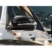 Mercedes-Benz Außenspiegelgehäuse 2-teilig schwarz für C-Klasse, A2058110400
