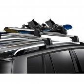 Mercedes-Benz E-Klasse Relingträger Alustyle Easy-Fix Styling B silber / schwarz T-Modell, A2128900493