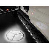 Mercedes-Benz LED Projektor Mercedes Stern, A2138200703