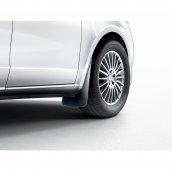 Mercedes-Benz Schmutzfänger Satz vorne für V-Klasse und Vito, A4478900000
