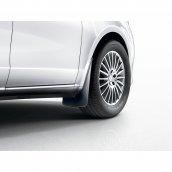 Mercedes-Benz Schmutzfänger Satz hinten für V-Klasse und Vito, A4478900100