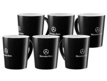 Mercedes-Benz Kaffeebecher Mercedes-Benz 6er-Pack, B66956278
