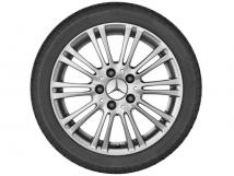 Pirelli A-Klasse W169 B-Klasse W245 Komplettrad-Satz Pirelli Sottozero MO DOT 2014, Q4401317133200J2014satz