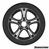 Bridgestone A-Klasse B-Klasse CLA-Klasse Sommer Komplett-Radsatz Bridgestone Turanza T001 DOT2014, Q440231910552014