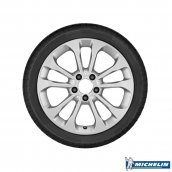 Michelin GLA-Klasse Winter Komplett-Radsatz Michelin Alpin A4 MO X156 gebraucht, Q440301510220G1satz