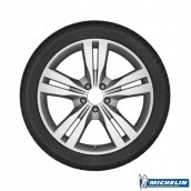 Michelin ML-Klasse Winter Komplett-Radsatz Michelin Latitude Alpin MO W166 19 Zoll, Q440301510420-430satz