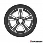Bridgestone C-Klasse Winter Komplett-Radsatz Bridgestone Blizzak LM32 MOE 17 Zoll RDK, Q440541910020-30satz