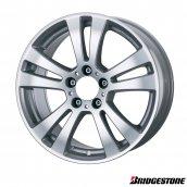 Bridgestone B-Klasse W245 Winter Komplett-Radsatz Bridgestone Blizzak LM32 MO, Q6015DH05191011