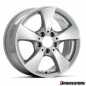 Bridgestone A-Klasse B-Klasse CLA-Klasse Winter Komplett-Radsatz Bridgestone Blizzak LM32 MO W176 W245 W246 C117, Q6516TB05191000