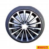 Pirelli A-Klasse B-Klasse C-Klasse Sommer Komplett-Radsatz Borbet-Felge W176 W246 W204 Pirelli, Q8518BLX01171073