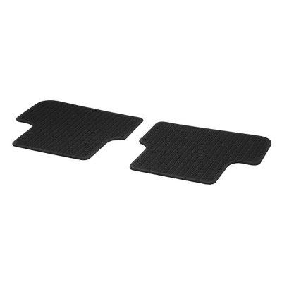 Fußmatten Ripsmatten Fond 2-teilig C-Klasse W205