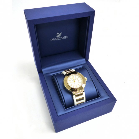 Swarovski Armbanduhr Damen Gold