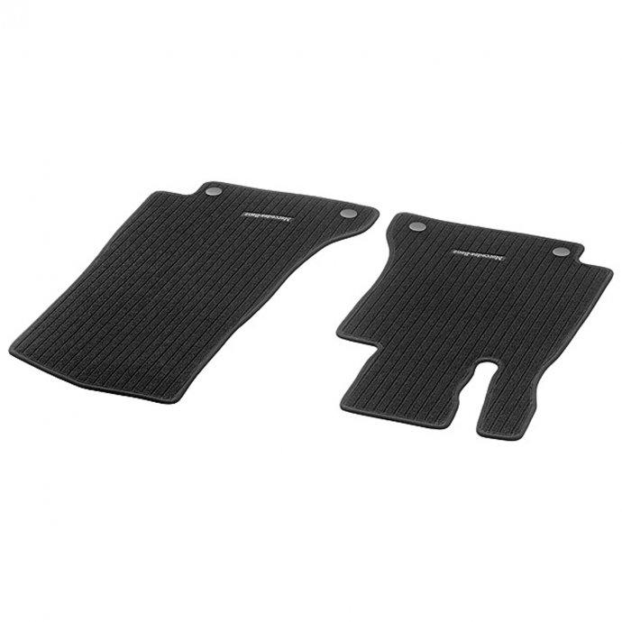 Floor mats rep mats C-Class W205 driver / passenger mat, 2-part