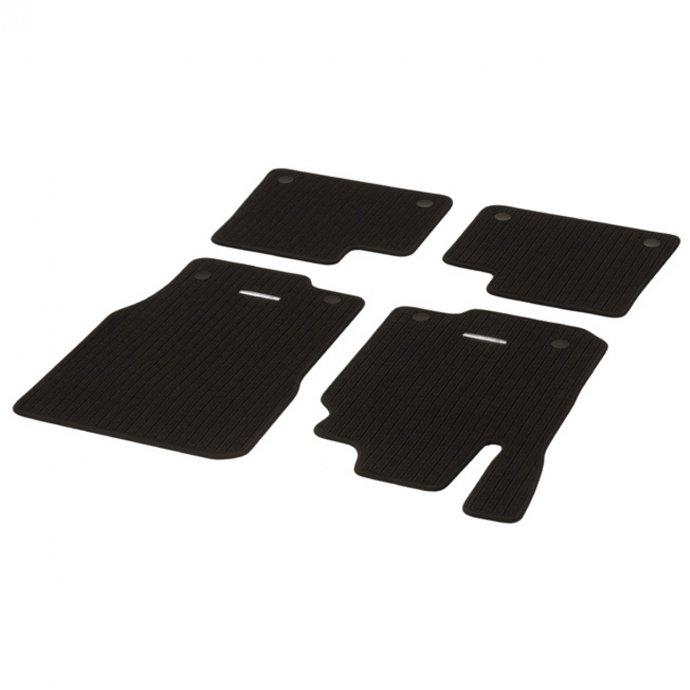 Fußmatten Ripsmatten Satz E-Klasse W211 4-teilig