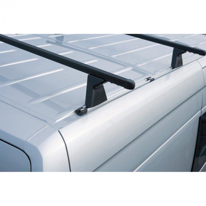 Sprinter Dachgrundträger drei Querbrücken mit sechs Stützfüßen BR906
