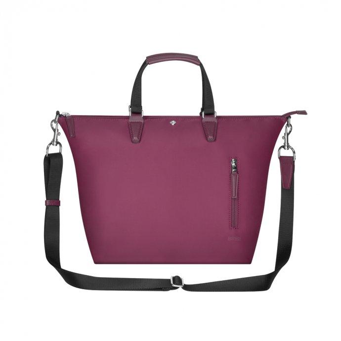 Handtasche plum