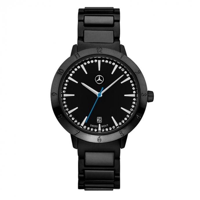 Armbanduhr Damen Black Edition