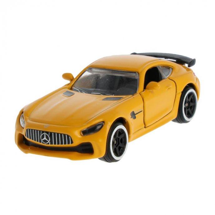 Modellauto Mercedes AMG GT R C190 1:64