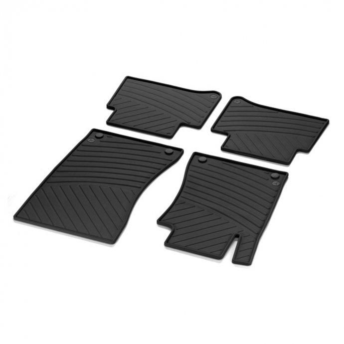 Fußmatten Gummimatten CLASSIC Satz CLS-Klasse C219 E-Klasse W211 4-teilig