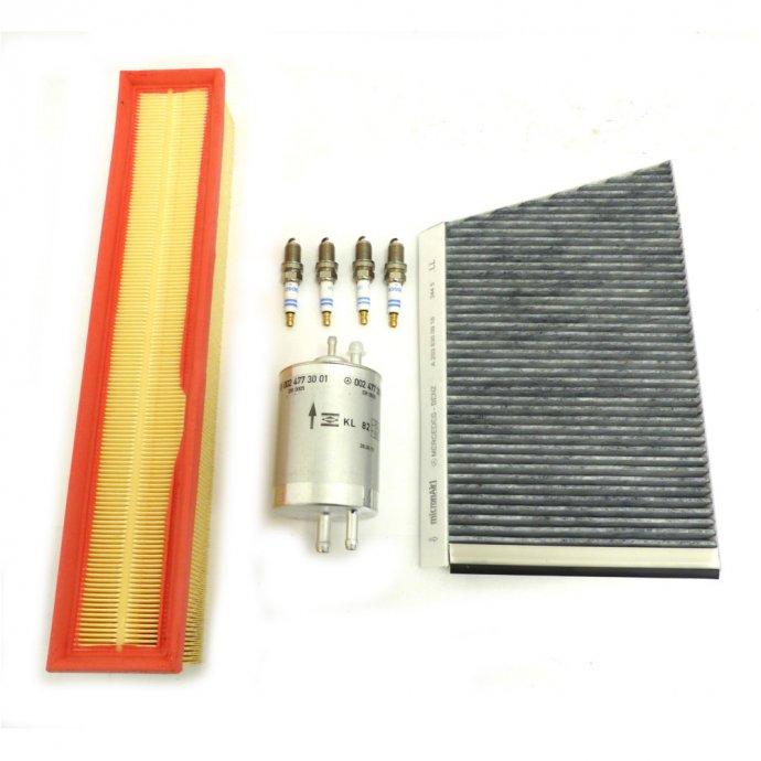 Inspektion Set Zusatzteile C-Klasse W203