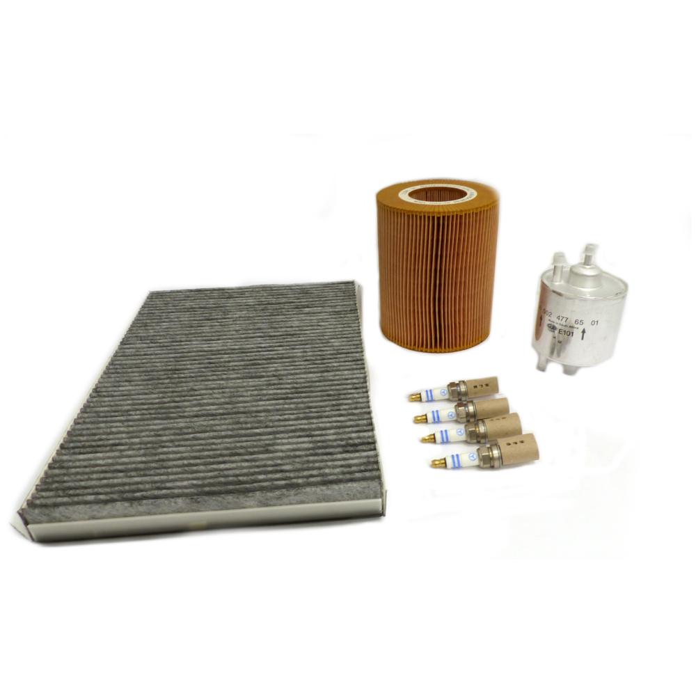 inspektion set zusatzteile a klasse w168 benzin. Black Bedroom Furniture Sets. Home Design Ideas