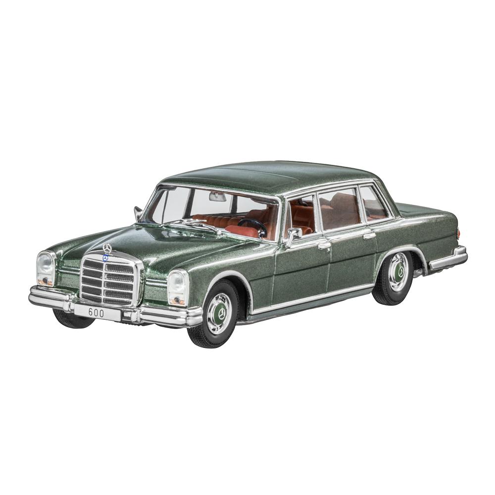 modellauto mercedes benz 600 w100 1963 1981 1 43. Black Bedroom Furniture Sets. Home Design Ideas