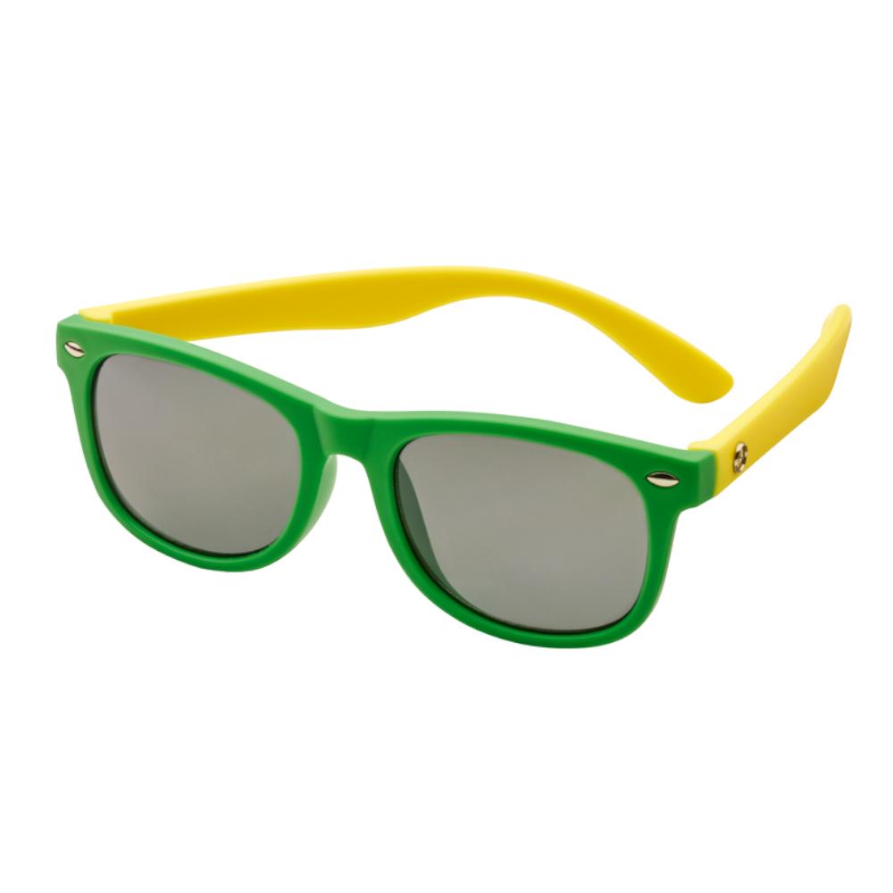 Sunglasses children green, B66953503