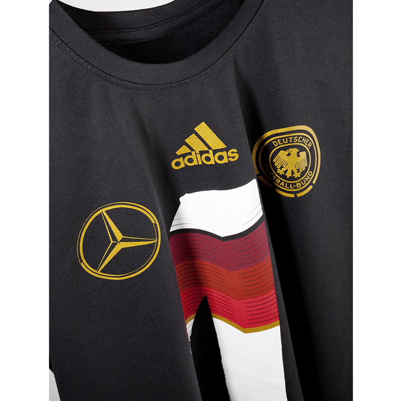 original mercedes benz t shirt adidas dfb damen homecoming. Black Bedroom Furniture Sets. Home Design Ideas